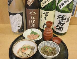 博多晩酌セット(1150円)